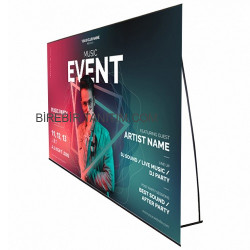 L Banner Stand (Quick Banner)