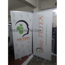 Roll Up Tek Taraflı 85x200