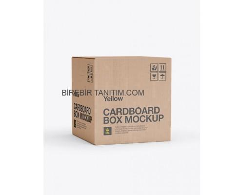 Karton Stand Oluklu Kutu Ambalaj - 04