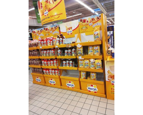 Karton Stand Market - 01