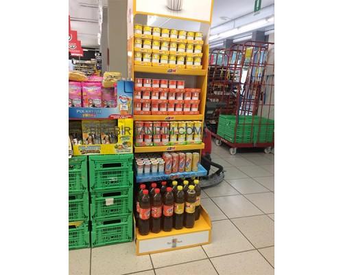 Karton Stand Market - 07