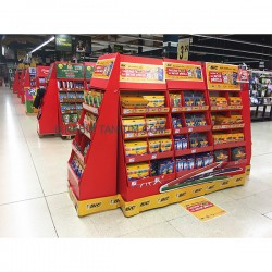 Karton Stand Market