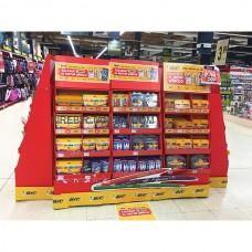Karton Stand Market - 09