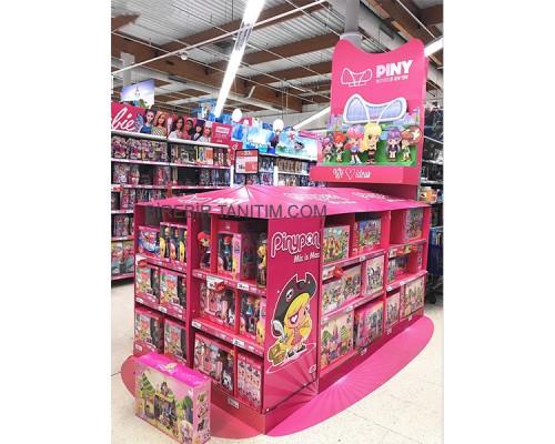 Karton Stand Market - 14