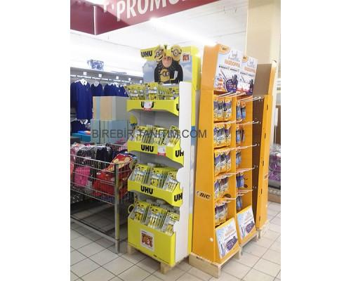 Karton Stand Market - 21