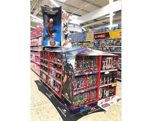 Karton Stand Market - 28