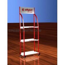 Metal Stand Ayaklı - 01