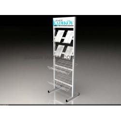 Metal Stand Ayaklı