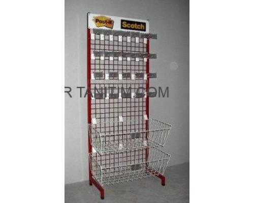 Metal Stand Ayaklı - 17