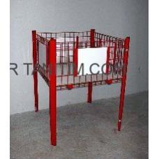 Metal Stand Orta Alan - Havuz - 12