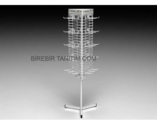 Metal Stand Tel Stand - 04