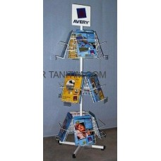 Metal Stand Tel Stand - 07