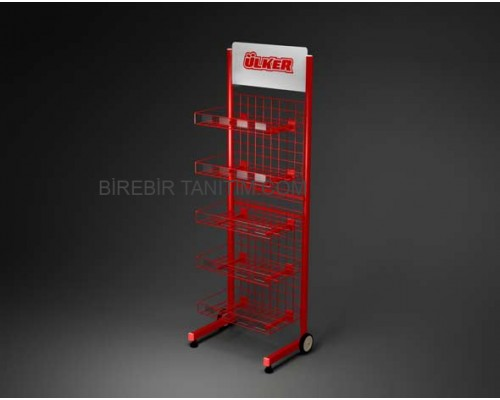 Metal Stand Tel Stand - 25