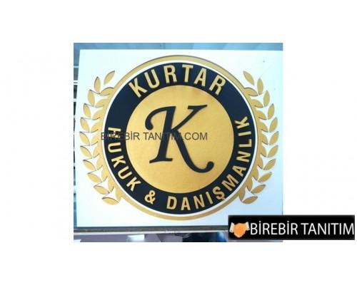 Kutu - Harf Strafor Köpük - 19