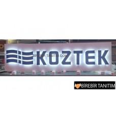 Ledli Tabela Strafor Köpük Kesim - 12